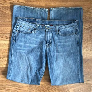 Lucky sz 14 / 32 Driver Sweet N Low Jeans